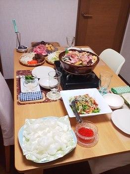 2012.01.03 お夕飯