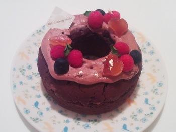ベイクド♪ショコラケーキ