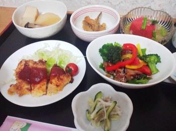 2012.05.06 お夕飯