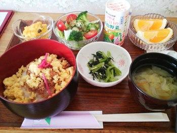 2012.05.07 お昼ごはん