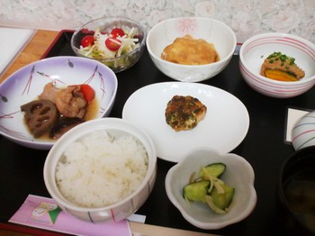 2012.05.09 お夕飯