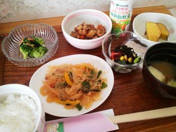 2012.05.09 お昼ごはん
