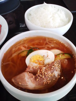漢城軒_冷麺