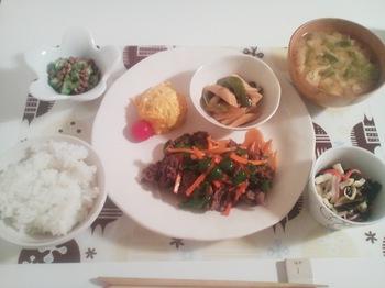 2012.08.20 お夕飯