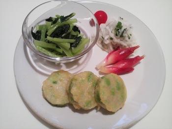 2012.08.24 お夕飯