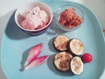 2012.08.27 お夕飯