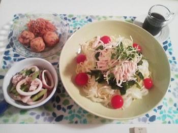 2012.08.29 お夕飯