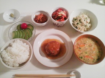 2012.08.31 お夕飯