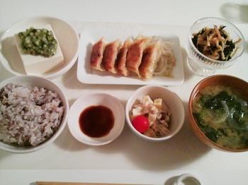 2012.09.11 お夕飯