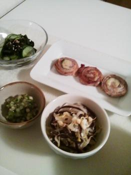 2012.09.13 お夕飯