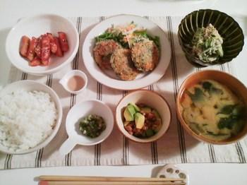 2012.09.15 お夕飯