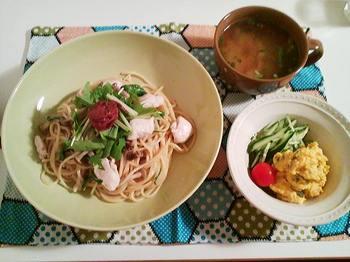 2012.09.18 お夕飯