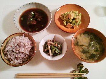 2012.09.19 お夕飯