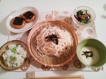 2012.09.20 お夕飯