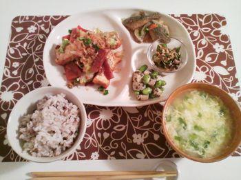 2012.09.26 お夕飯