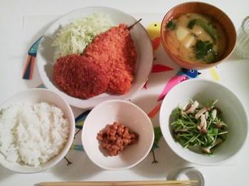 2012.09.27 お夕飯