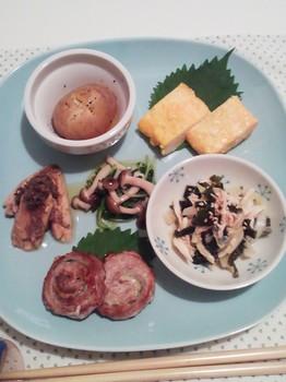 2012.09.28 お夕飯