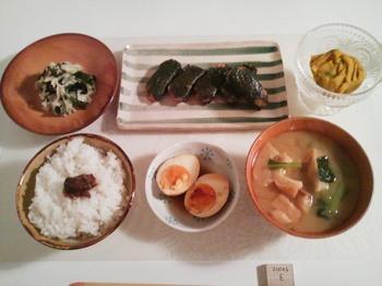 2012.10.14 お夕飯