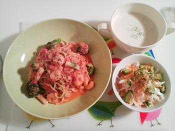 2012.10.19 お夕飯