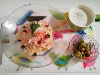 2012.10.21 お夕飯