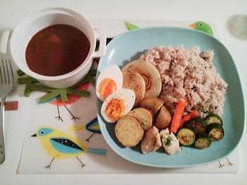 2012.10.24 お夕飯