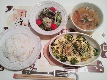 2012.10.30 お夕飯