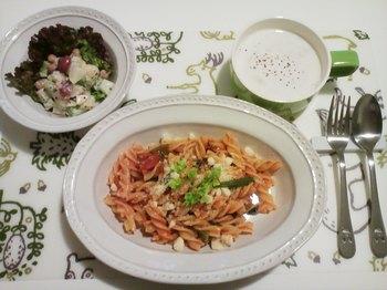 2012.11.04 お夕飯