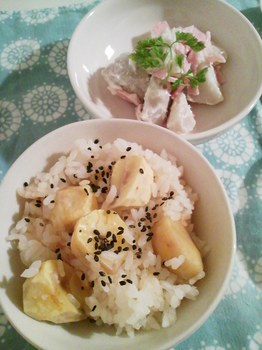 2012.11.12 お夕飯