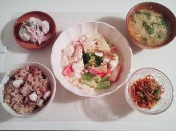 2012.11.13 お夕飯