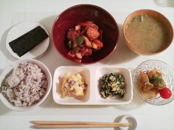 2012.11.19 お夕飯