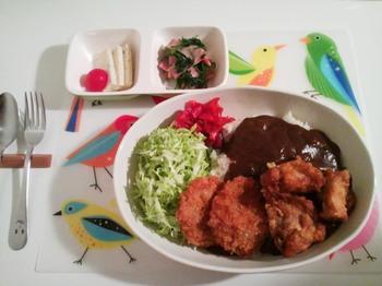 2012.11.23 お夕飯
