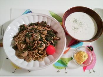 2012.12.06 お夕飯