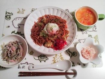2012.12.12 お夕飯
