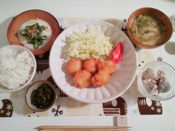 2012.12.17 お夕飯