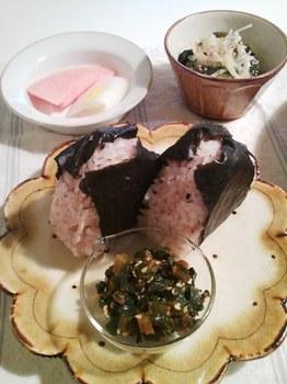 2012.12.22 お夕飯
