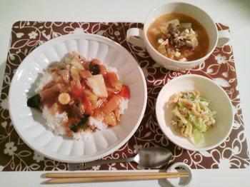 2012.12.29 お夕飯