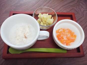 2013.01.01 離乳食