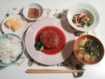 2013.01.08 お夕飯