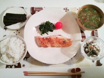 2013.01.09 お夕飯