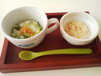 2013.01.21 朝ご飯
