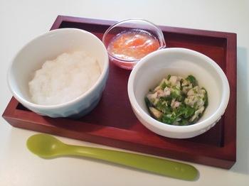 2013.01.30 朝ご飯