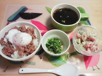 2013.04.04 お夕飯