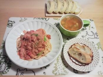 2013.04.05 お夕飯
