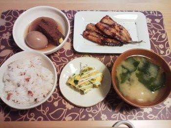 2013.04.10 お夕飯