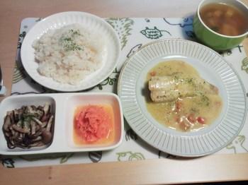 2013.04.11 お夕飯