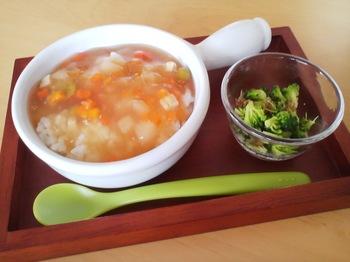 2013.04.14 お昼ご飯