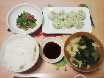 2013.04.15 お夕飯
