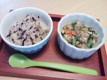2013.04.19 お昼ご飯
