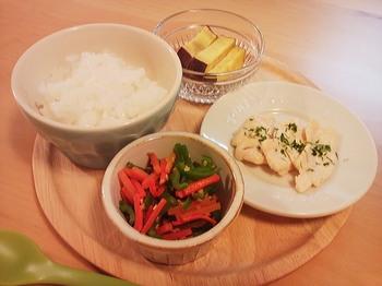 2013.04.20 お夕飯
