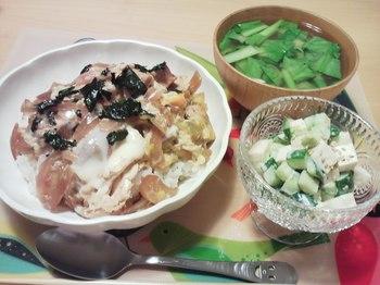 2013.04.21 お夕飯